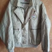 Крутая спортивная куртка унисекс Toyota motor sports размер L