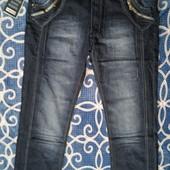 Мужские джинсы большого размера