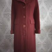 Дизайнерское красивое пальто 48р Sergio Cotti