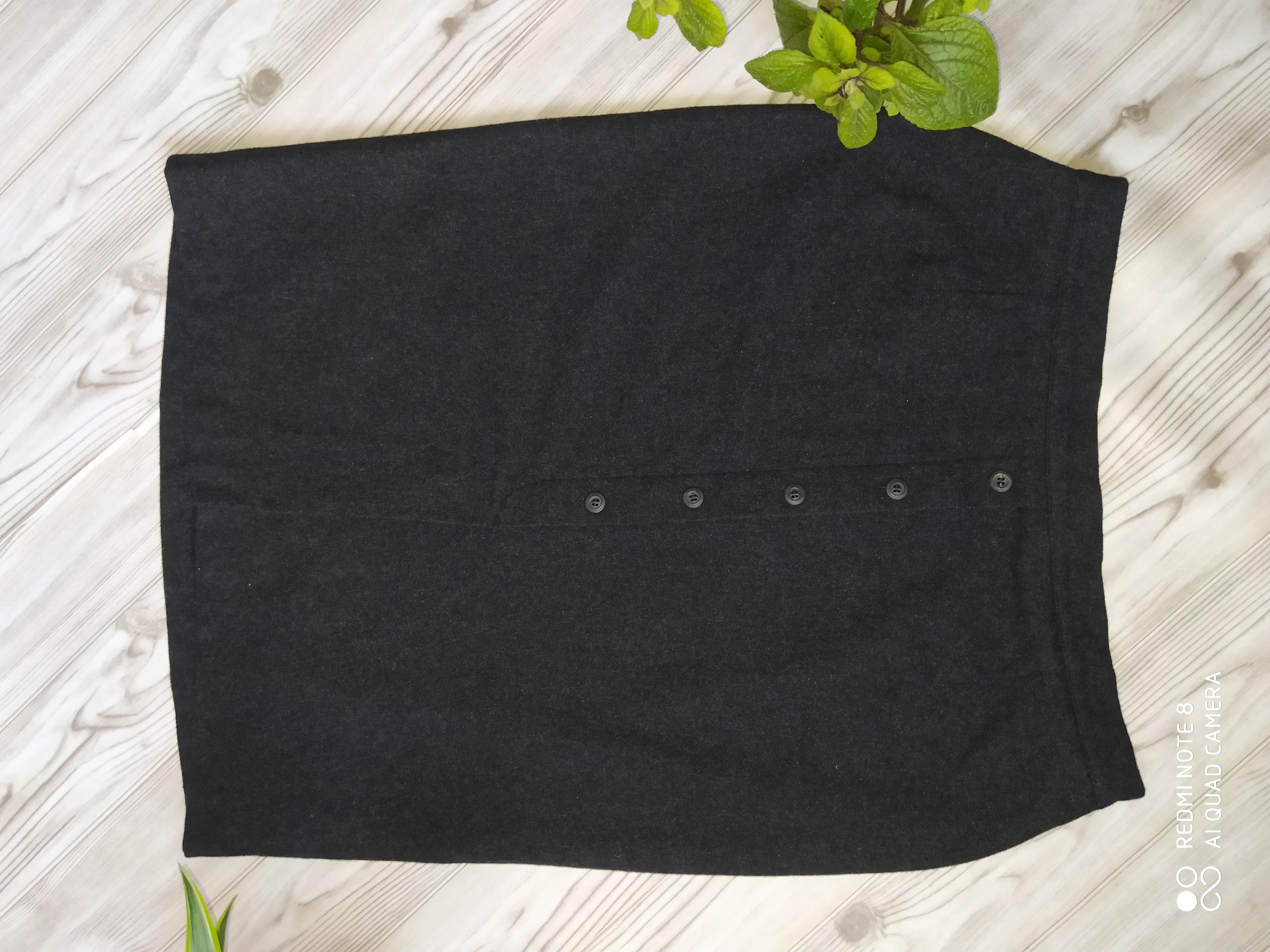 Классная теплая юбка р-р 50 - Фото №3