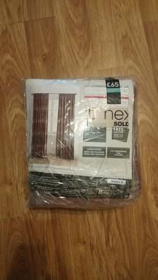 Next Комплект очень плотных штор