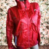Женская осенняя куртка, пр-во Аdidas by st.mccartney, размер 2xl