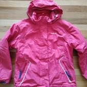 Яркая и практичная, надежная куртка-ветровка Regatta! Для двора, дачи! 140-146