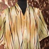 блуза батал, очень хорошего качества, 58-62 р до 66см ПОГ, ниже закупки!отличный подарок на праздник