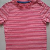 Отличная фирменная футболка от Lupilu Новая