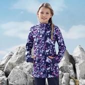 Дуже гарна куртка софтшелл от crivit на дівчинку підлітка, розмір 158/164, можна на дорослий XS