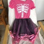 Платье на Хеллоуин