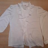 Шифонова блуза р.150