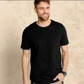 Комплект 2 шт базовые мужские футболки Livergy Германия размер S (44/46)