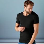 Комплект 2 шт базовые мужские футболки Livergy Германия размер XL (56/58)