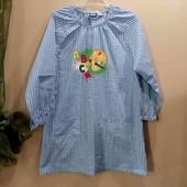 Lupilu платье накидка для творчества 122-128 см