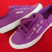 Кеды Superga Violet оригинал размер 36-37