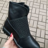 модельные женские ботиночки для яркого осеннего сезона