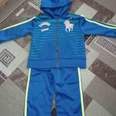 Спортивные костюмы для мальчика или девочки (в лоте один на выбор)