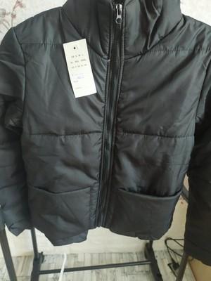 Демисезонная женская куртка синтепон