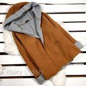 Куртка полушубок жакет Оттенок может отличаться Shein