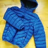 Чоловіча зимова теплюща куртка розмір М