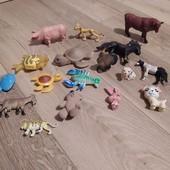 Фігурки тварин, 17 шт