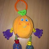 Развивающая игрушка веселый апельсин Tiny love