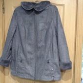 Куртка-дублёнка, р. 52-54