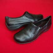Туфли Clarks оригинал 37 размер натур кожа