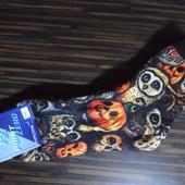 Носки махровые высокого качества с 3Д рисунком Тыквы, совы, р.36-40