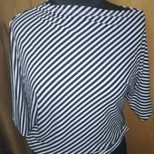 Блуза асимметрия