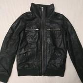 Шкіряна чоловіча куртка, фірми Only