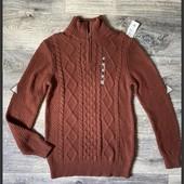 Мужской свитер kiabi m новый