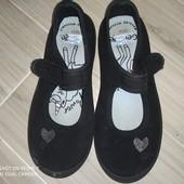 Сменная обувь в школу для девочки 31размер