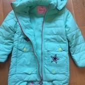 Курточка для дівчинки !!!