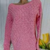 Нежный и очень тёплый свитерок