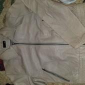 Шкіряна курточка N&M