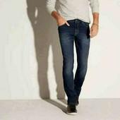 livergy.стильные катоновые джинсы slim fit размер 48замеры.хлопок
