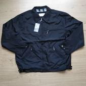 Мужская осенняя куртка let`s go, размер xl, большемерит.