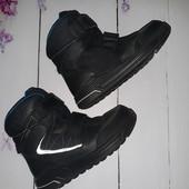 Зимние термо ботиночки Ecco