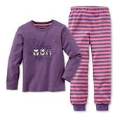 Новые хлопковые штаны для дома и сна от TCM Tchibo Германия р. 110-116
