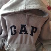 Стильная толстовка худи с капюшоном, размер XL. Gap, кофта
