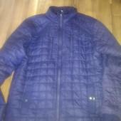куртка стеганая большой размер