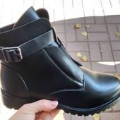 классические зимние ботиночки