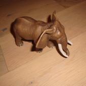 Фигурка Африканский слон Schleich оригинал