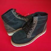 Ботинки Boxfresh оригинал нубук 40-41 размер 26 см