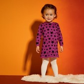 Отличное вязанное платье на девочку Lupilu Германия размер 86/92