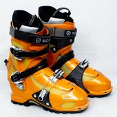 Scarpa Unisex spirit 3 alpine touring ski Boots Dynafit Compatible nib р 43-44 стелька 27 см