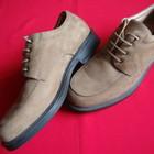 Туфли Clarks оригинал нубук 44 размер
