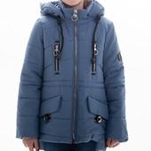 Отличная деми.куртка для девочки 146-152р