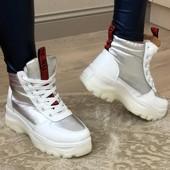 Крутые.Стильные.Ботинки-Зима!