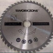 Пильных диск WorkZone 250мм