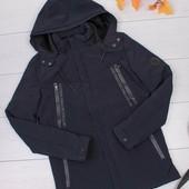 Мужская демисезонная куртка xl- 5xl. Очень классная. Читайте описание.