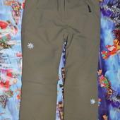 Зимние штаны reima tec рейма тек 150см. лыжные термо штаны.